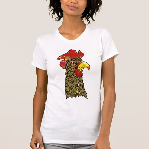 Beware the Rooster Tee Shirt