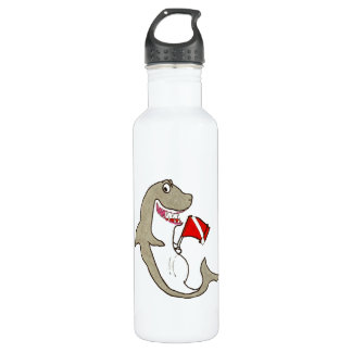 Beware the water! water bottle