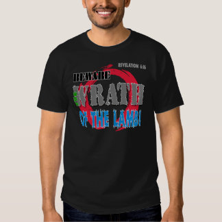 Beware the Wrath of the Lamb! T-Shirt