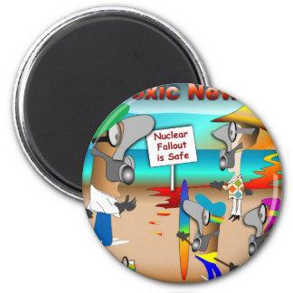 Beware Toxic News Magnet