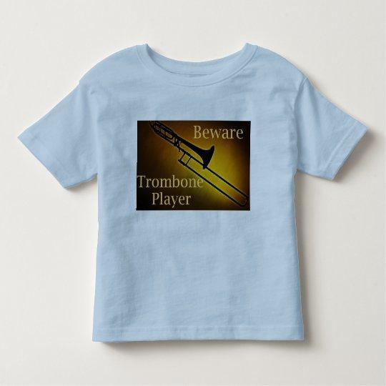 Beware Trombone Player Shirts