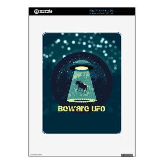 Beware UFO Skins For iPad