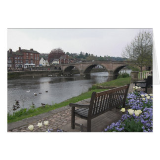 Bewdley, Worcestershire Card