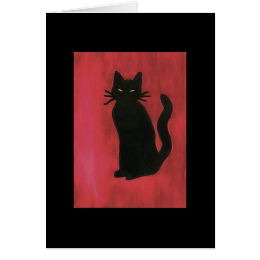 Bewhiskered Greeting Cards
