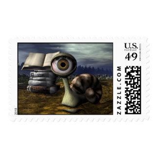Bewildering Stamp