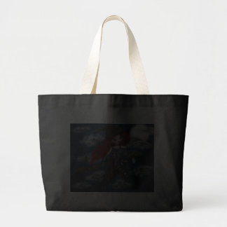 Bewitched large tote jumbo tote bag