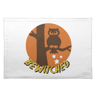 Bewitched Cloth Placemat