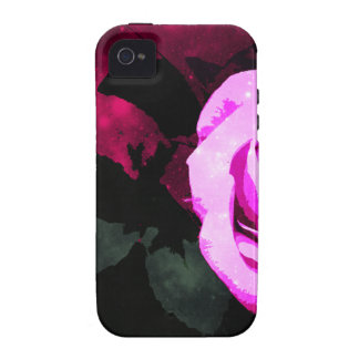 Bewitched rose Case-Mate iPhone 4 cover