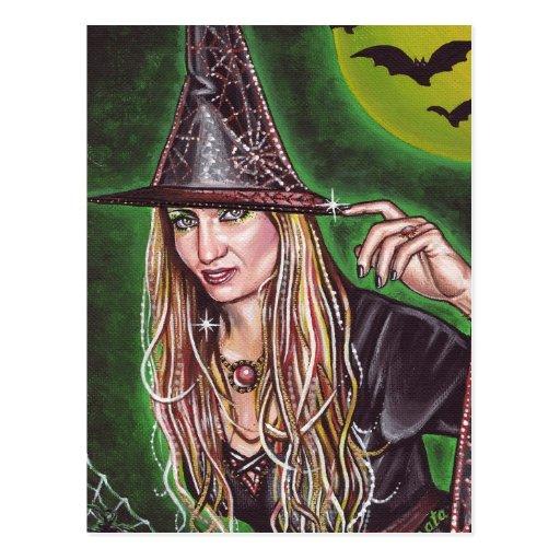 Bewitched Tarjetas Postales