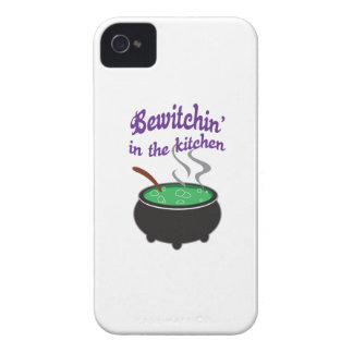 BEWITCHIN IN THE KITCHEN iPhone 4 Case-Mate CASE