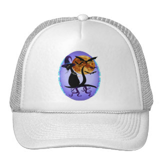 Bewitching Black Kitty Hat