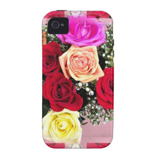 Bewitching Bouquet Vibe iPhone 4 Cover