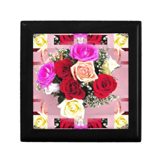 Bewitching Bouquet Jewelry Box