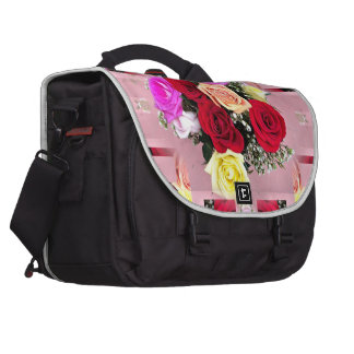 Bewitching Bouquet Computer Bag
