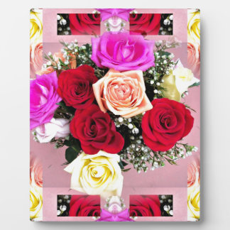 Bewitching Bouquet Plaque