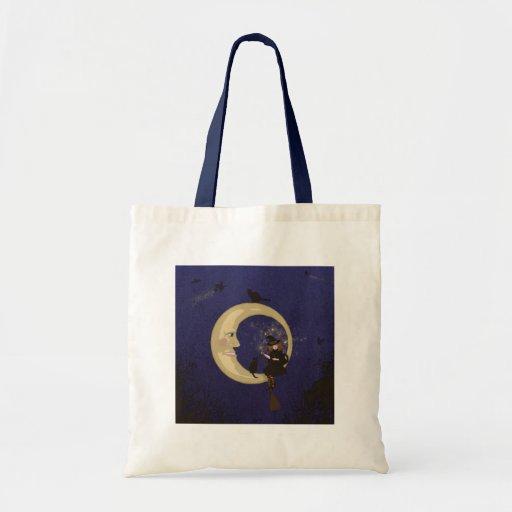 Bewitching! Budget Tote Bag