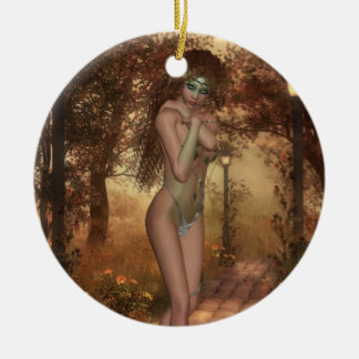 Bewitching Dryad Ornament
