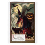 Bewitching Halloween Card