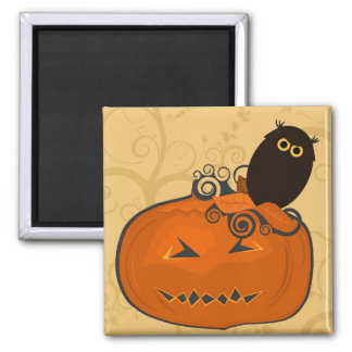 Bewitching Halloween Magnet