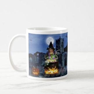 Bewitching Halloween Mug