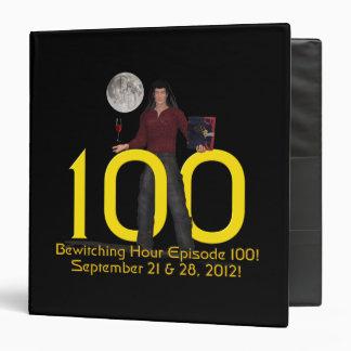Bewitching Hour 100 3 Ring Binder