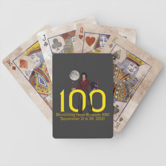 Bewitching Hour 100 Bicycle Playing Cards