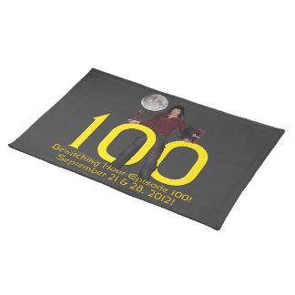 Bewitching Hour 100 Cloth Placemat