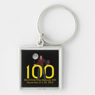 Bewitching Hour 100 Keychain