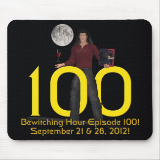 Bewitching Hour 100 Mouse Pad