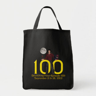 Bewitching Hour 100 Tote Bag