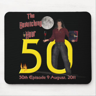 Bewitching Hour 50 Mouse Pad