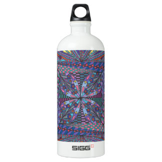 Bewitching Hour Design Aluminum Water Bottle