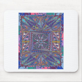 Bewitching Hour Design Mouse Pad