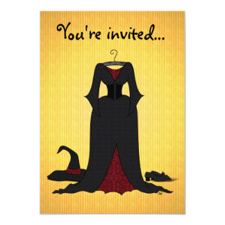 'Bewitching' Invitation