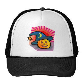 Bewitching Jack o lantern Hat
