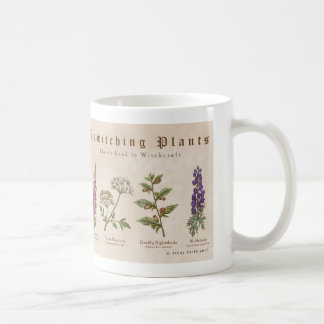 Bewitching Plants Mug