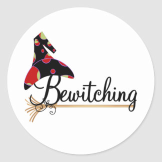 Bewitching Stickers