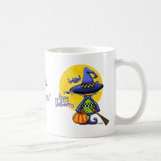 Bewitchingly Cute Witch Coffee Mug