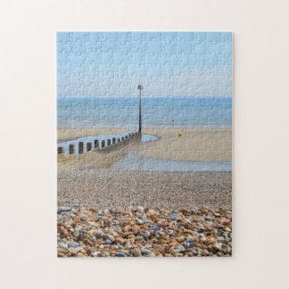 Bexhill en marea baja del mar rompecabezas con fotos