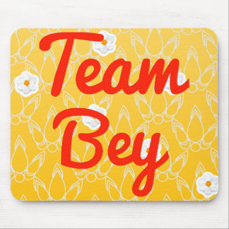 Bey del equipo tapetes de ratones