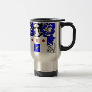 Beyeler Coat of Arms 15 Oz Stainless Steel Travel Mug
