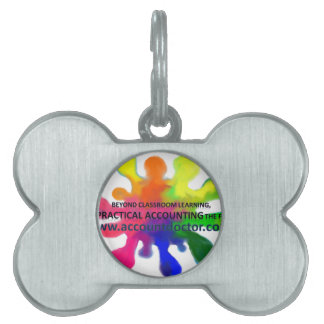 Beyond classroom learning pet ID tag