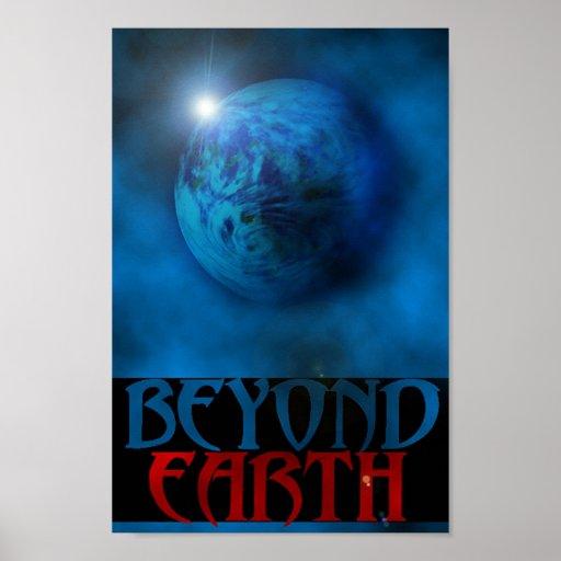 Beyond Earth Poster