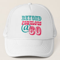 Beyond Fabulous 60th Birthday Hat