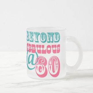 Beyond Fabulous 60th Birthday Mug