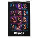 Beyond Heroines Calendar