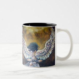 Beyond Icarus Fantasy Angel Mug
