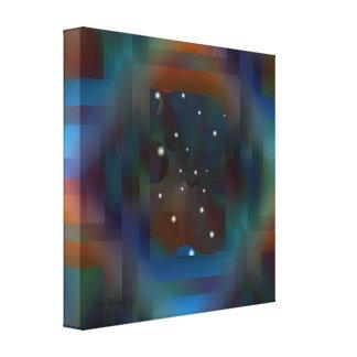 Beyond Infinity Canvas Print