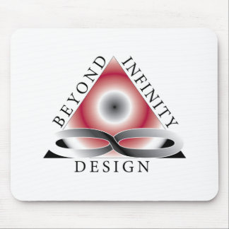 Beyond Infinity Design Mouse Pad