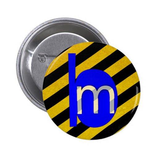Beyond Magicc badge Pinback Button